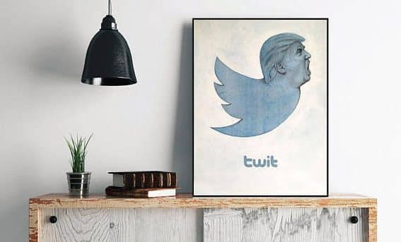 Featured image for Anti-Trump Home Decor Your Guests Will Love To Hate
