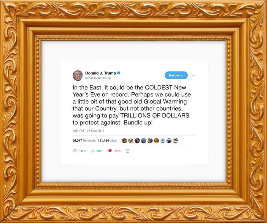 trump gift