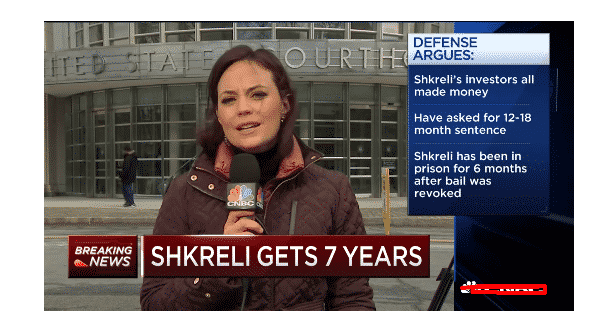 Featured image for Scumbag Martin Shkreli Gets 7 Years in Prison, Justice Sometimes Works