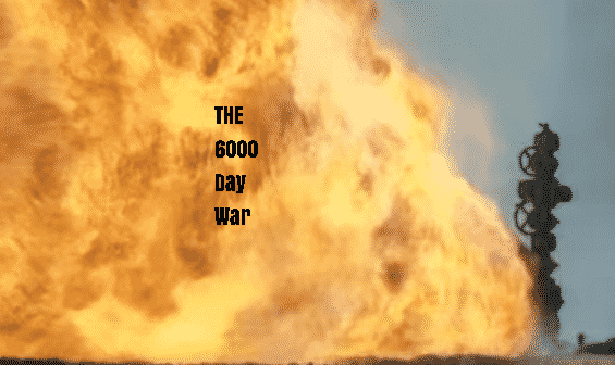 Featured image for War Without End: Six Thousand Days Into A Pointless War That Still Wages On