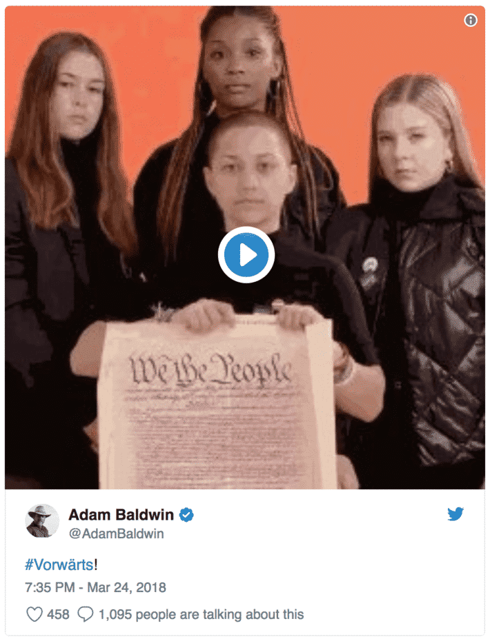 Adults Troll Teenage Activists