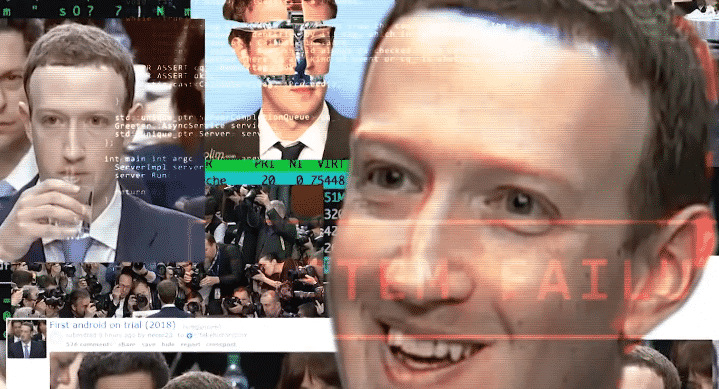 Featured image for Mark Zuckerberg Gets Roasted by h3r3 and It's Golden