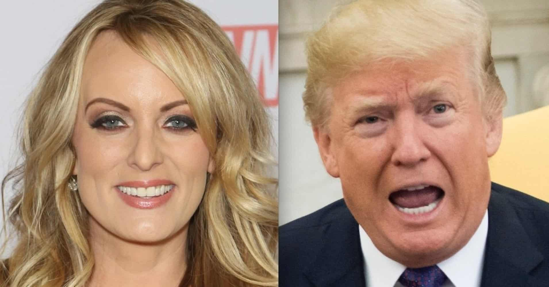 Featured image for Stormy Wants To Reveal What Trump's Junk Looks Like And We're More Afraid Than He Is