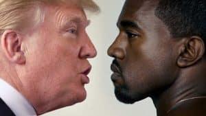 Trump or Kanye
