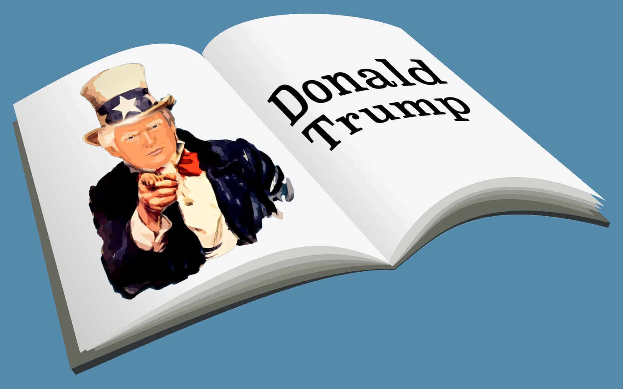 Featured image for 16 Books About Donald Trump You Won't Believe Are Real