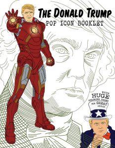 The Donald Trump Pop Icon Booklet