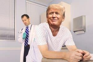 trump medical records
