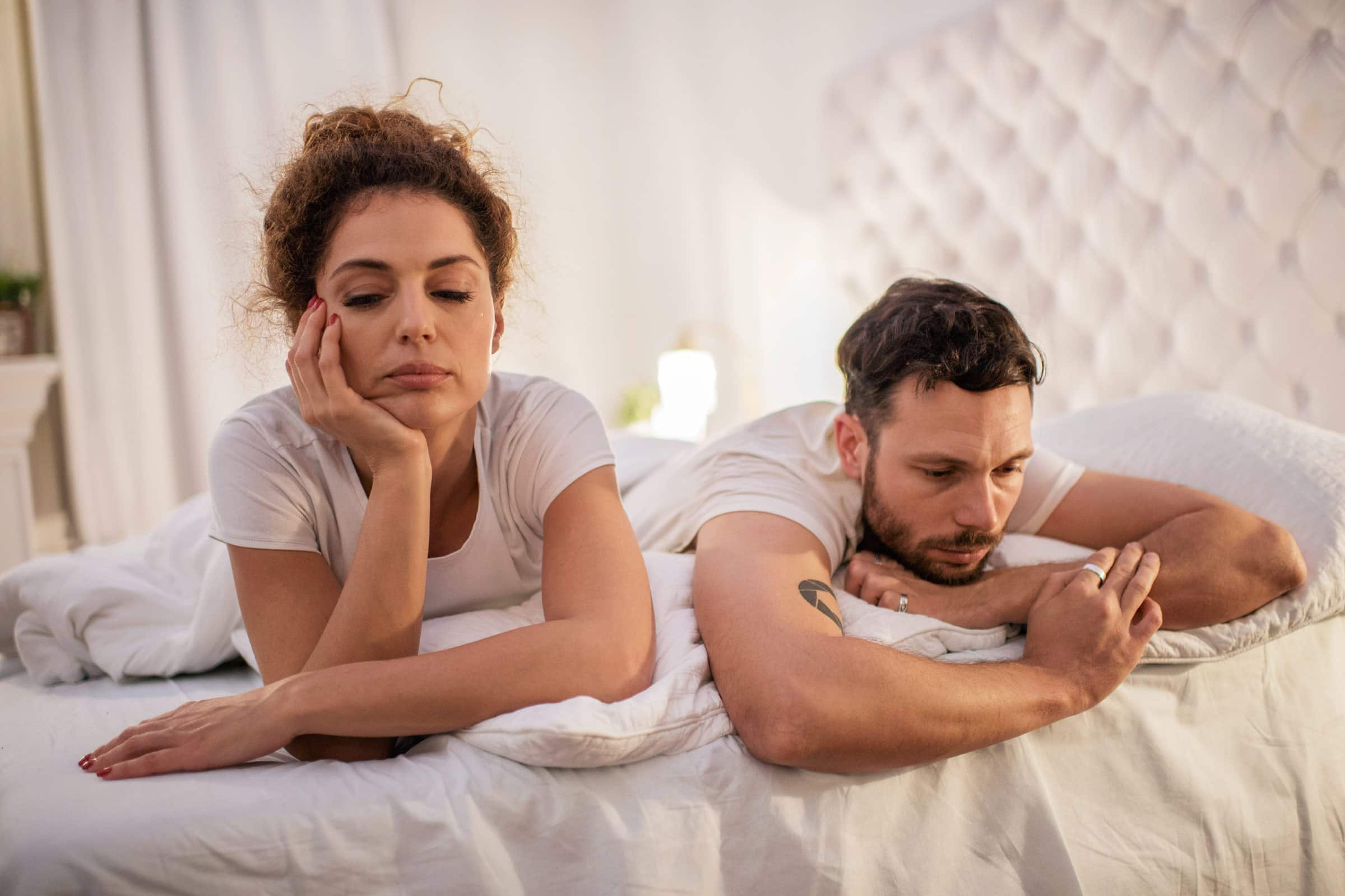 Men Lose Passion For Sex Before Women Do in Long-Term Relationships, Says New Study