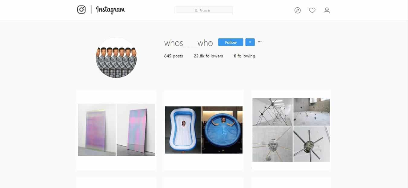 This Anonymous Instagram Account is Taking Down Art World Copycats