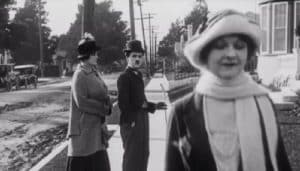 It Turns Out That Charlie Chaplin Was the OG Distracted Boyfriend Meme