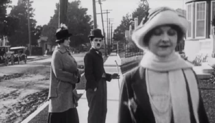 Featured image for It Turns Out That Charlie Chaplin Was the OG Distracted Boyfriend Meme