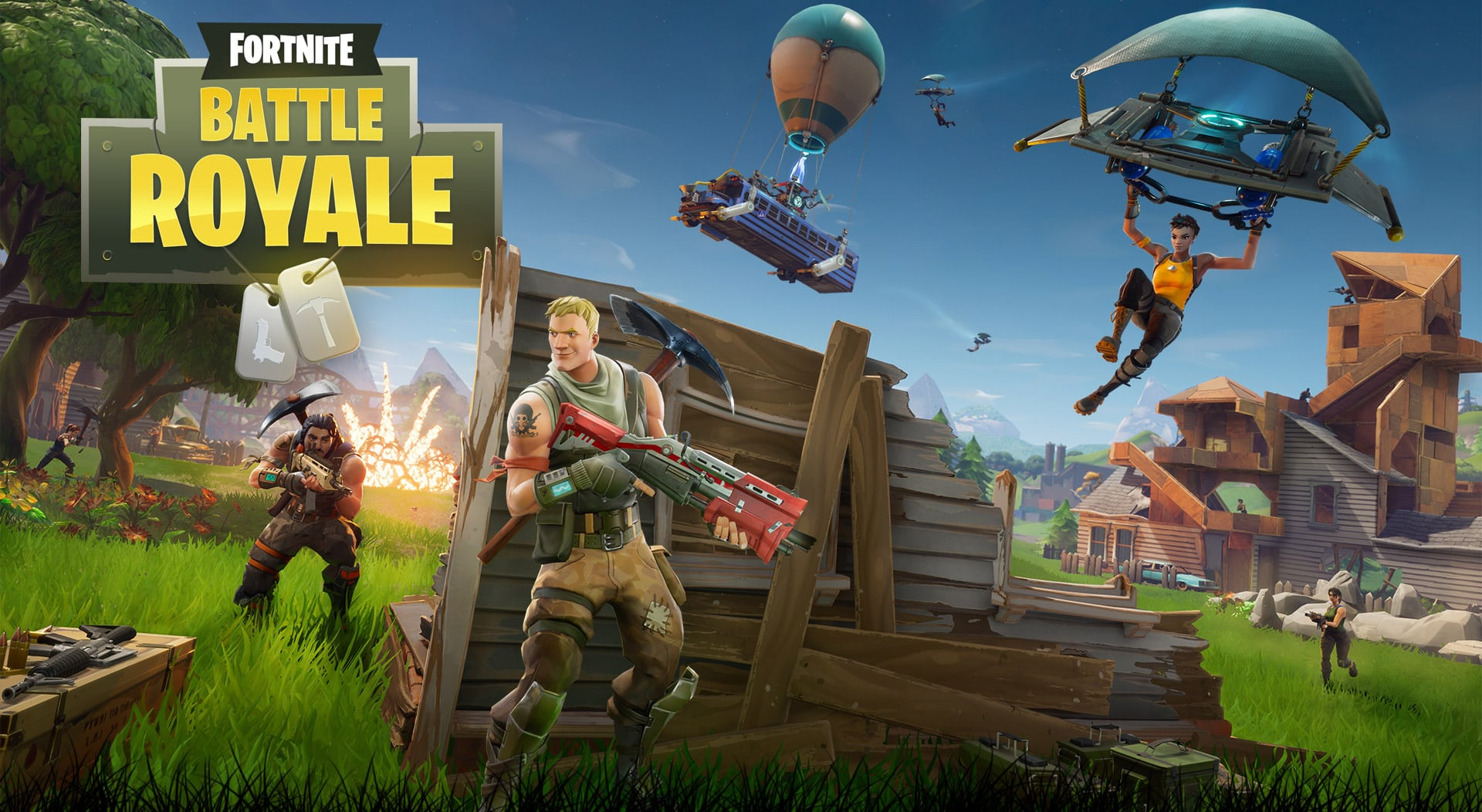Featured image for Nine-Year-Old Fortnite-Addicted Girl Gets Placed Into Rehab