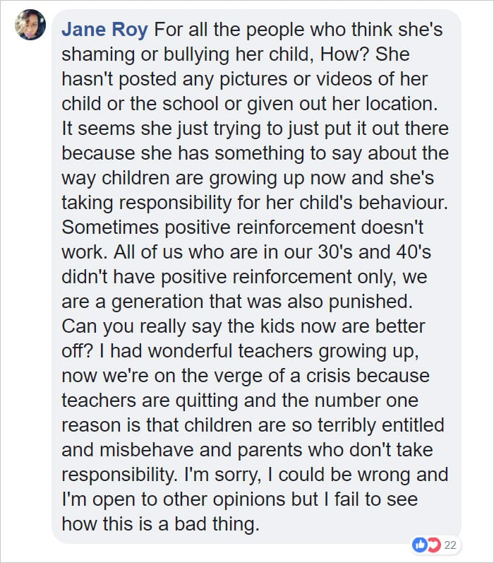 Mother Discovers Daughter is Bullying Another Kid and Her Unusual Punishment is Going Viral