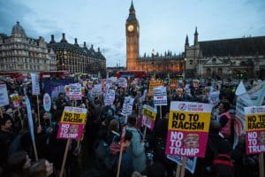 50,000 People Are Planning to Protest When Donald Trump Comes to the UK