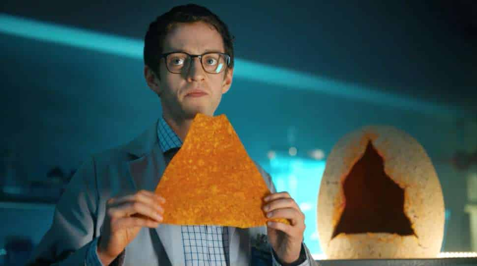 People Are Bidding Thousands Online For This One Dorito
