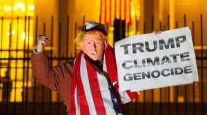 Convince Trump Climate Change Is Real