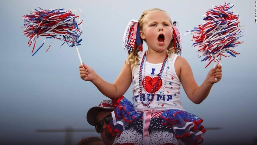 Children Of Trump Supporters