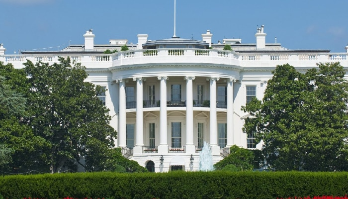 "Featured image for The White House Twitter Account Spelled ""United States"" Wrong. Yes, Really"