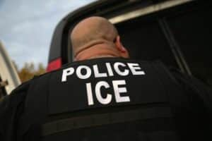 Detained By ICE