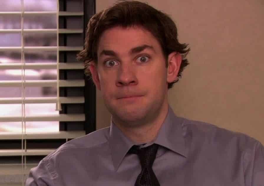 "Funniest Moments of Jim 'Big Tuna' Halpert On ""The Office""! - photo#18"