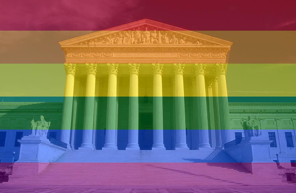 Featured image for Supreme Court Is Sick of All These Gay Cases, Thank You Very Much