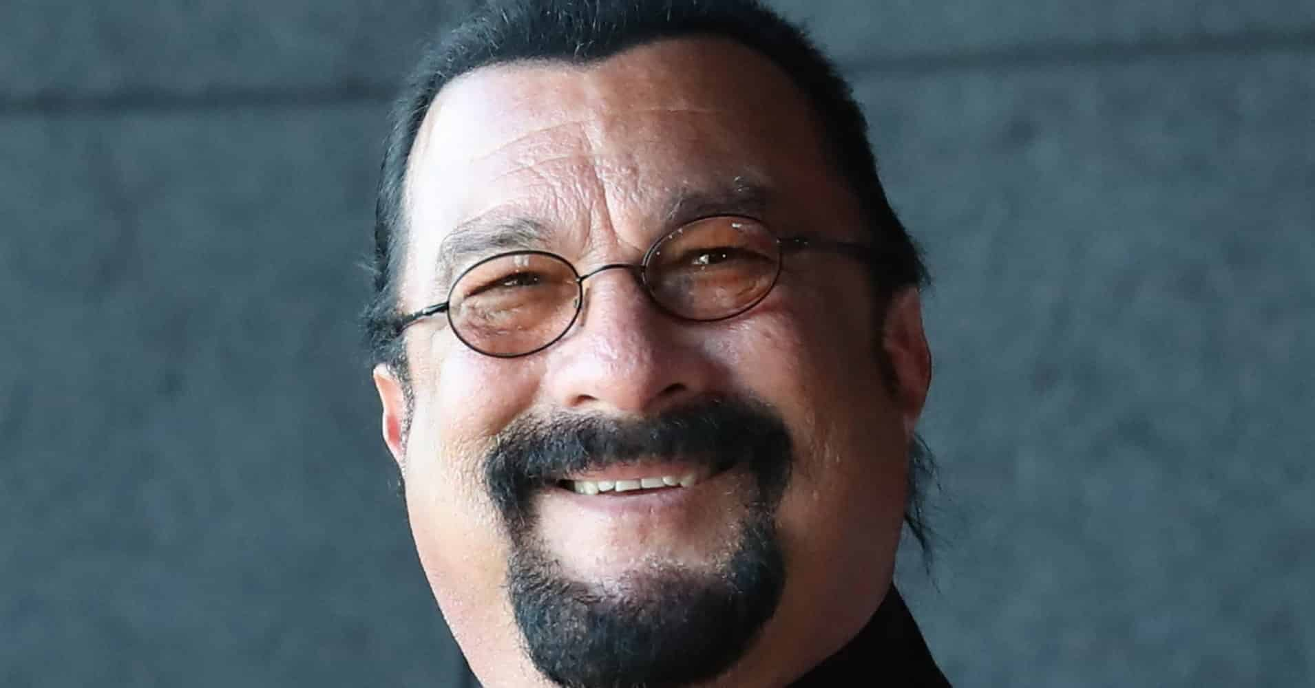 Russia Names Film Star Steven Seagal As Its Special ...