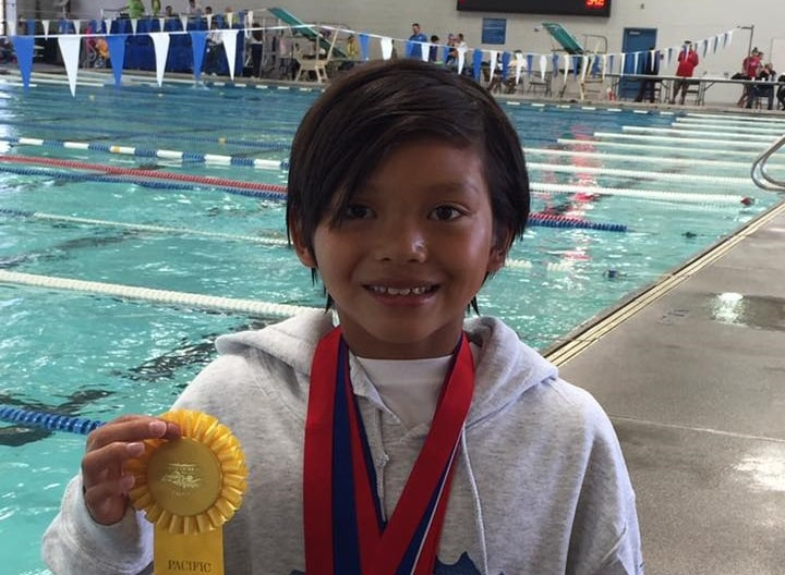 Featured image for 10-Year-Old Kid Named After Superman Beats Michael Phelps' Swimming Record