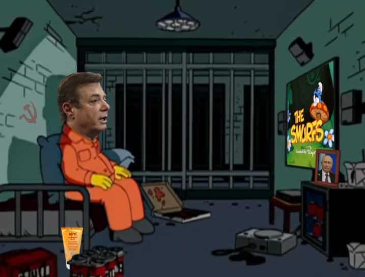 paul manafort in jail