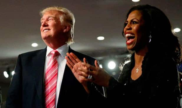 Omarosa proves the Trump family tried to buy her silence with this