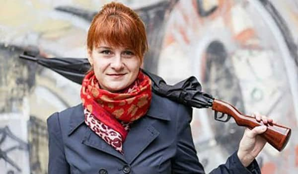 Featured image for Photos of Accused Spy Maria Butina That Prove You Can Take The Girl Out Of Russia But You Can't Take The Russia Out Of The Girl