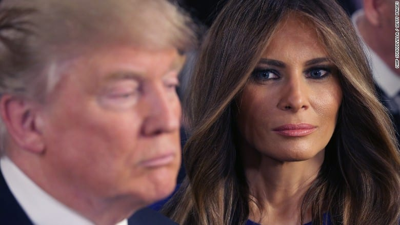 Featured image for Is Melania Trolling Trump? These Pictures Confirm That She Is