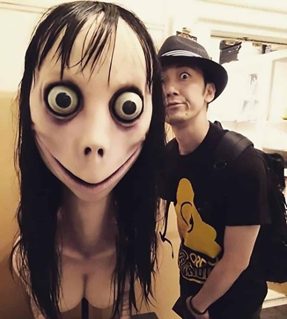 Meet Momo, The Latest Creepypasta to Terrify the Internet