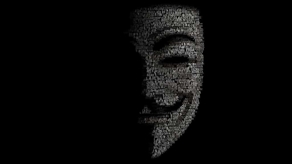 russian hacking hacker anonymous mask