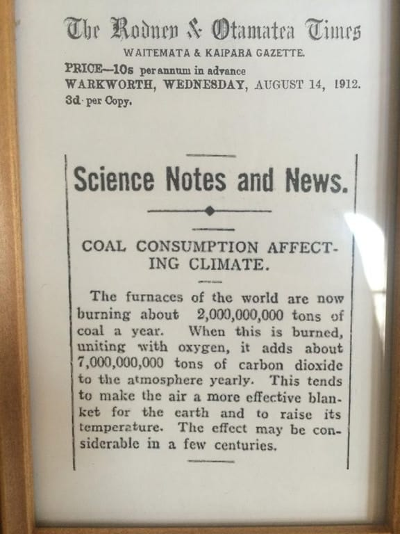 This 1912 Article's Prediction is So Accurate the Internet Thinks it's a Hoax
