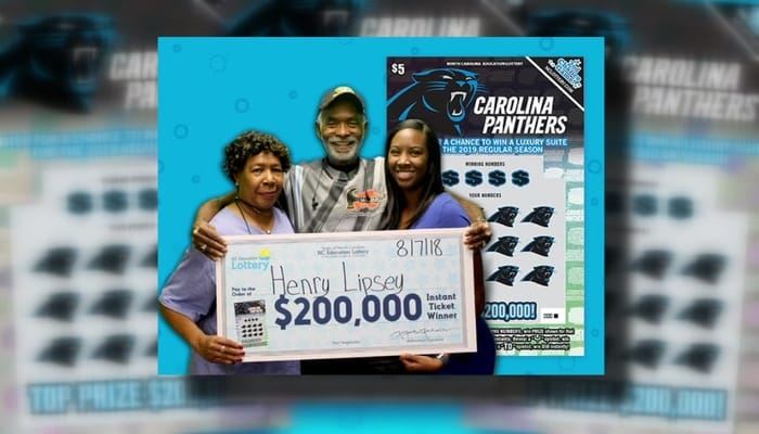 Featured image for Man Wins $200,000 Due To Lack Of Favorite Lottery Tickets