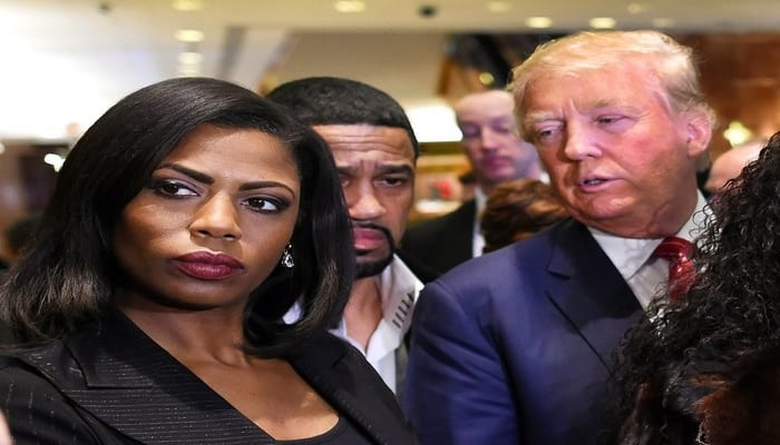 It's not just audio, Omarosa Manigault Newman has video, AP says