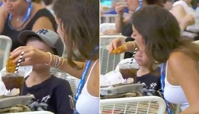 Featured image for Forget BBQ — Try Soda! Woman Dips Chicken Tender In Cola [Video]