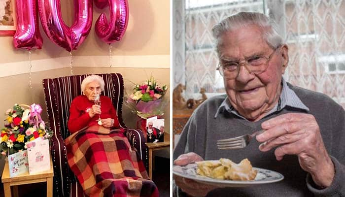 Featured image for How to Ensure a Long Life? Centenarian Man and Woman Have Very Different Ideas