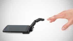 robotic finger