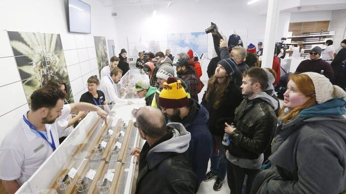 Featured image for Canadian Cannabis Stores Face Shortage Supply After Legalization