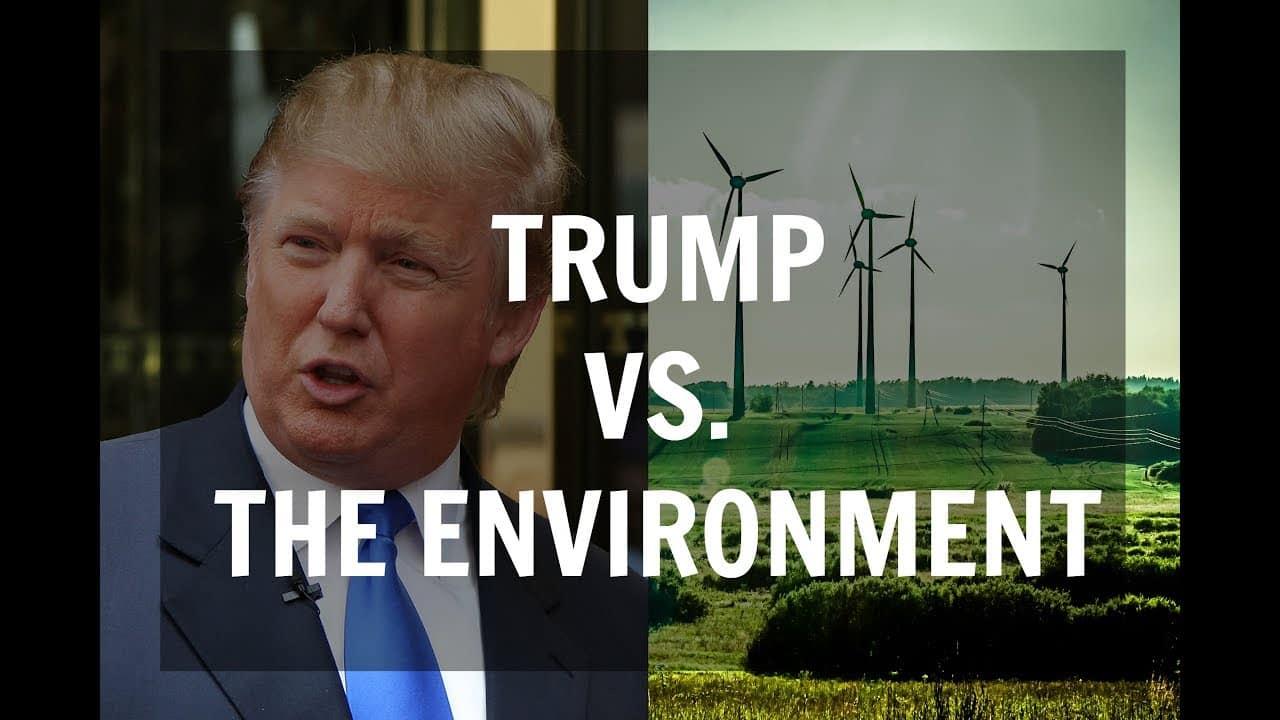 Environmental Laws Broken By Trump's Wall