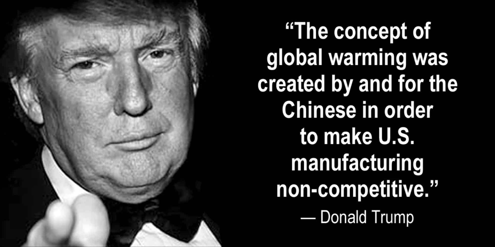 Republican Beliefs On Climate Change