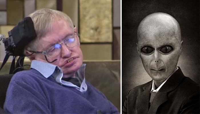 Featured image for Was Stephen Hawking Killed by Aliens From the Planet Nibiru? (No, But Some People Seem to Think So)