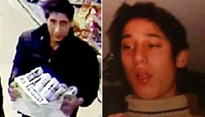 British Woman Says Ross Geller Clone Caught Stealing Beer is Her Missing Son