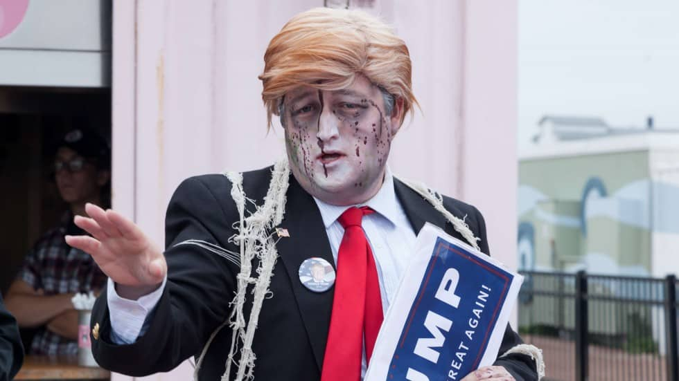 Anti-Trump Halloween Costumes
