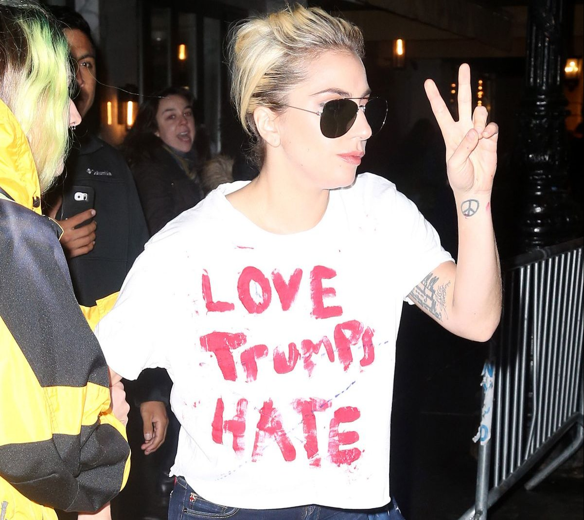 celebrity anti trump shirts