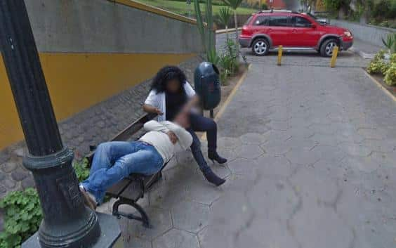 Man Divorces Wife After Spotting Her With Another Man on Google Street View