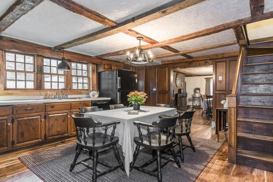 You Can Now Buy a House Once Owned by a Victim of the Salem Witch Trials