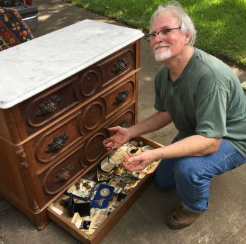 Man Buys Dresser For $100 At Yard Sale, Finds Hidden ...