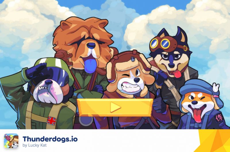 Featured image for Thunderdogs – A Gamer's Best Friend